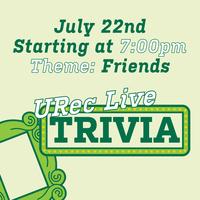 URec Trivia - Friends