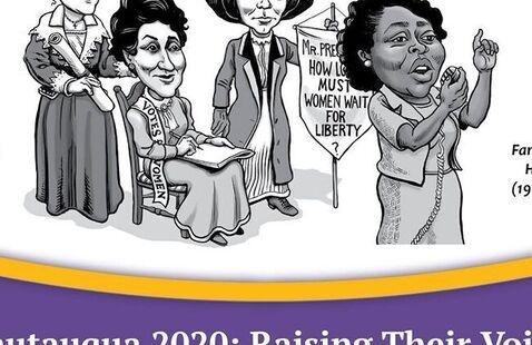 Mary Church Terrell Portrayal and Q&A: Raising Their Voices