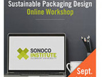 Sustainable Packaging Design Workshop - Online
