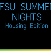 "University Housing presents ""Color Me Creative"" –  a night for creative wellness"