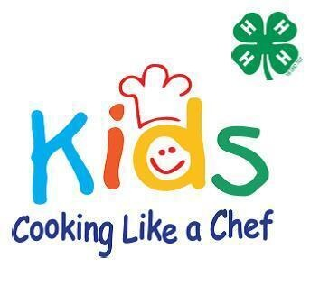 4-H Cooking Like a Chef Virtual Day Camp