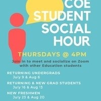 COE Student Social Hour
