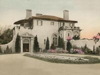 Houses & Gardens of the Hamptons ~ The Gilded Age