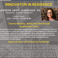 Innovator in Residence-Maureen (Moe) Rinkunas '02-Office of Creative Inquiry