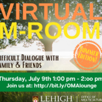 Virtual M-Room: Difficult Dialogue with Family & Friends