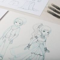 Manga Drawing: How to Draw Clothing