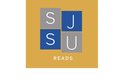 SJSU Reads logo