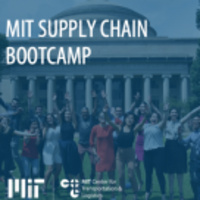 MIT Supply Chain Bootcamp