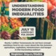 Food Justice: Understanding Modern Food Inequalities