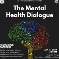 The Mental Health Dialogue with Pride Student Union