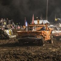 Mountain States Ford Demolition Derby