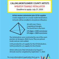OPEN CALL TO MAKE ART!