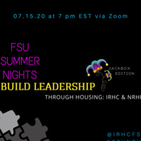 Build Leadership Through Housing: IRHC & NRHH