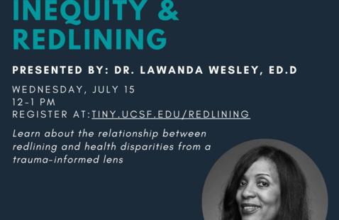 Webinar: The Intersection of Race Inequity & Redlining
