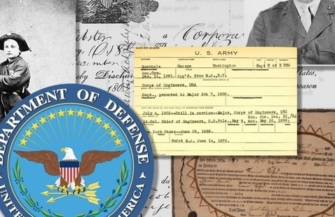 Genealogy Circle Meeting:  American Military Records: Who, When, What, Why and Where