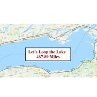Let's Loop the Lake!