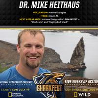 FIU SharkFest stars talk sharks: Facebook Live event