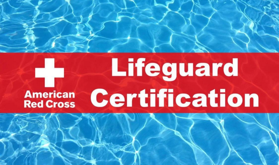 American Red Cross Lifeguard Certification