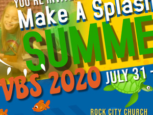Join Us For VBS 2020!