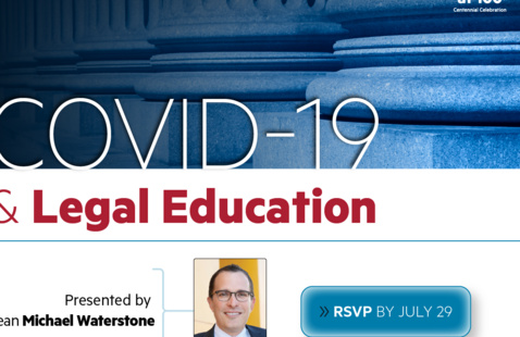 COVID-19 & Legal Education
