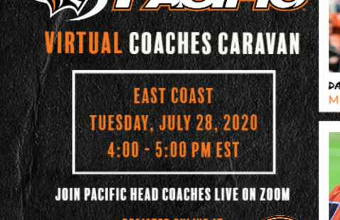 Pacific Virtual Coaches Caravan - East Coast