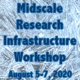 Midscale Research Infrastructure Workshop Aug. 5-7, 2020
