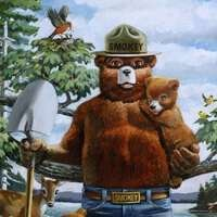 Smokey Bear's Birthday Celebration