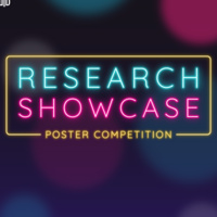 """""""Research Showcase"""" Poster Competition, Final Round"""