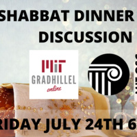 Shabbat Dinner and Discussion