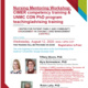 Nursing Mentoring Workshop: CIMER competency training & UNMC CON PhD program teaching/advising training