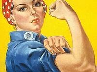 Rosie The Riveters – WWII with Pat DelGiorno via Zoom