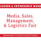 Fall Career & Internship Fair Week 2020 - Day 3: Media, Sales, Management & Logistics Day