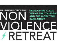 Nonviolence Retreat 2020