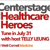 Playbill Partnership: CenterStage with Healthcare Heroes