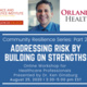 Community Resilience: Addressing Risk by Building on Strengths