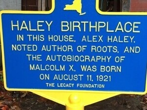 Virtual Unveiling of Alex Haley Historical Marker