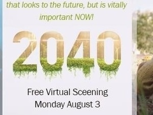 Documentary Feature 2040 Virtual  FREE/Pay What You Can