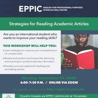 Strategies for Reading Academic Articles