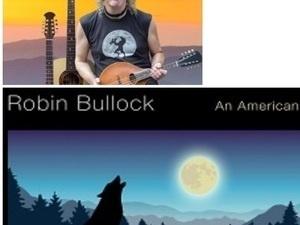 Robin Bullock CD Release LIVE STREAMING CONCERT