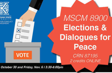 Virtual: Elections & Dialogues for Peace