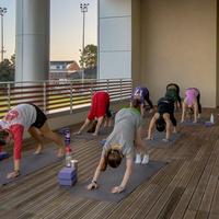 GroupX Class: Yoga Workshop Series: Arm Balance