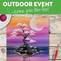 Outdoor Painting Event