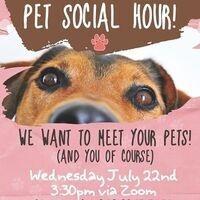 Student Life Pet Social Hour