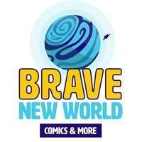 Brave New World Comics LIVE Claim Sale