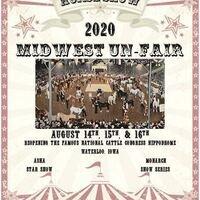 The 2020 Midwest Un-Fair Horse Show