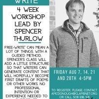 Free-Write Workshop