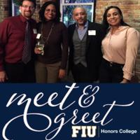 Parent & Families Honors College Meet & Greet