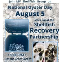 Talk: How the MV Shellfish Group Uses Raw Bar Refuse for Oyster Restoration