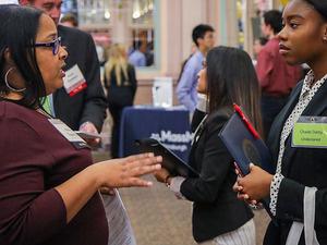 Virtual Career + Internship Fair - Liberal Arts, Sciences, and Business