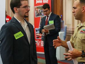 Virtual Career + Internship Fair - Computing & Information